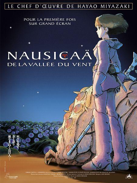 Le studio Ghibli arrête les long-métrages Nausicaa
